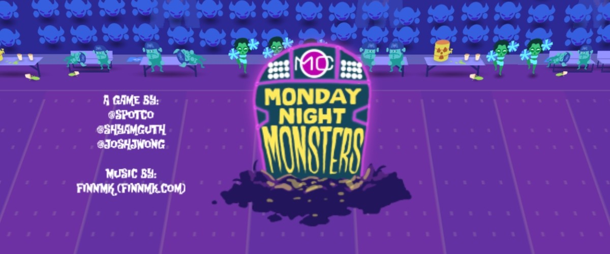 Image Monday Night Monsters