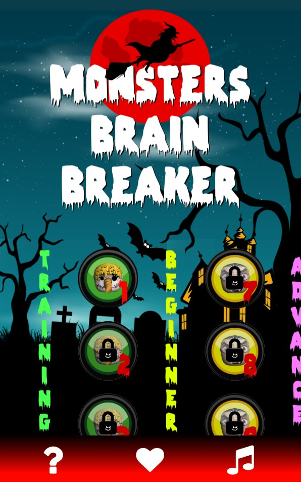 Image Monsters Brain Breakers