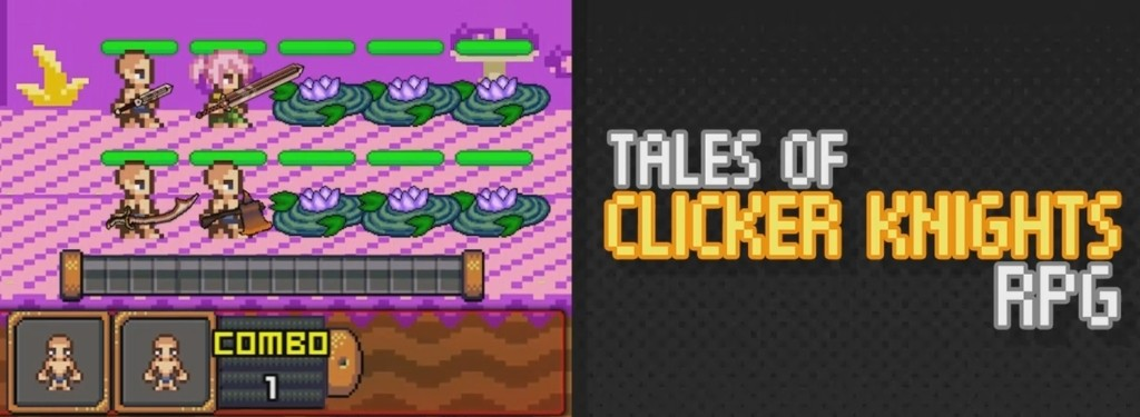 Image Tales of Clicker Knights RPG Demo