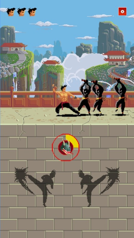 Image Kick or Die Karate Ninja