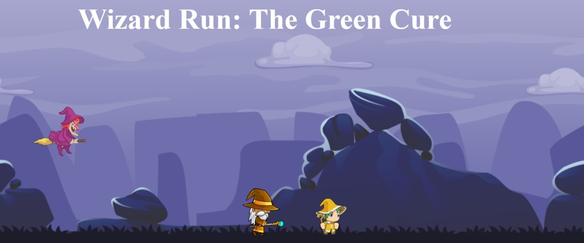 Image Wizard Run The Green Cure