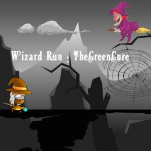 Wizard Run The Green Cure
