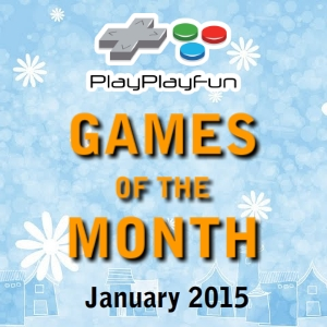 Games of the Month January 2016