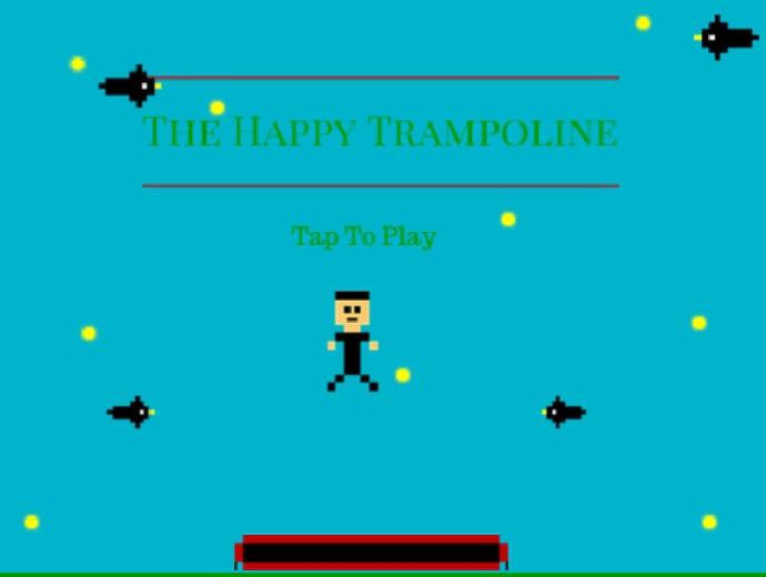 Image The Happy Trampoline