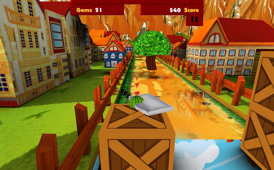 Melon Rush - Play free online games on PlayPlayFun