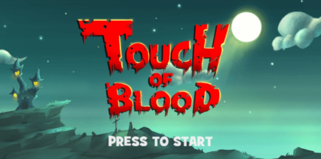 Image Touch of Blood