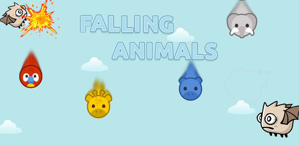 Image Falling Animals
