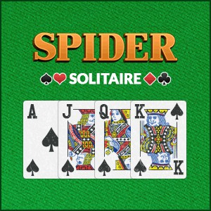 Spider Solitaire Windows Game