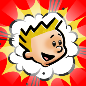 Comic Boy Game Official Page