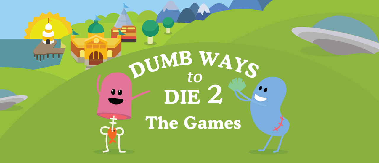 Image Dumb Ways to Die 2 The Games