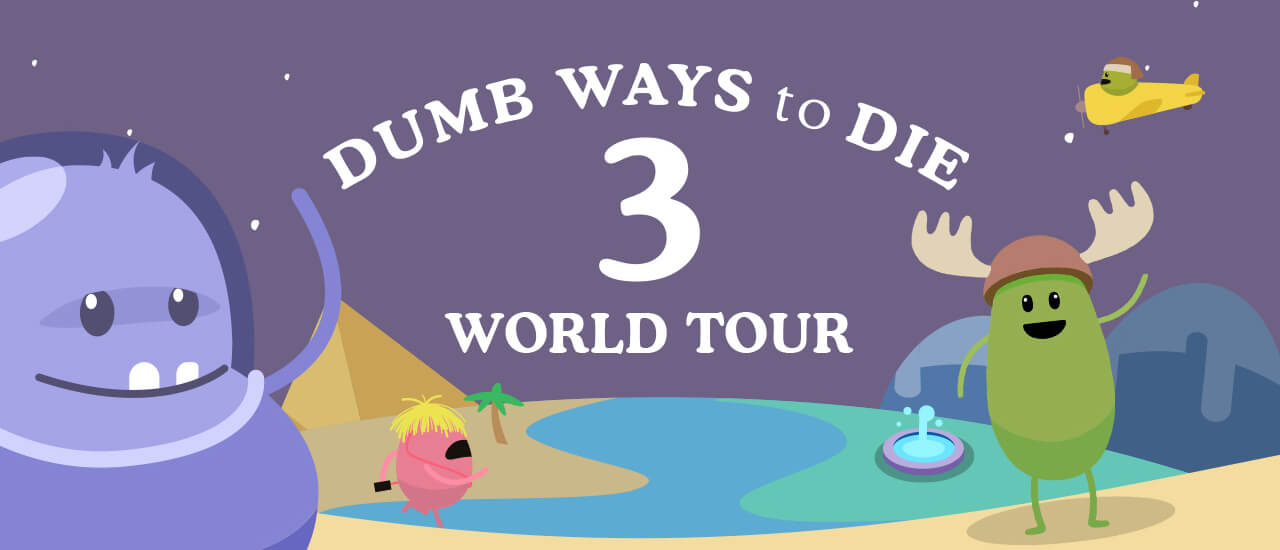 Image Dumb Ways to Die 3: World Tour