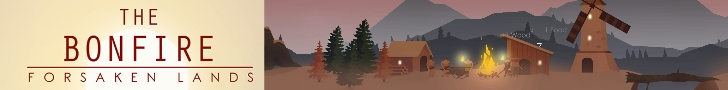 The Bonfire is a simulation game where players build, discover, craft and survive.
