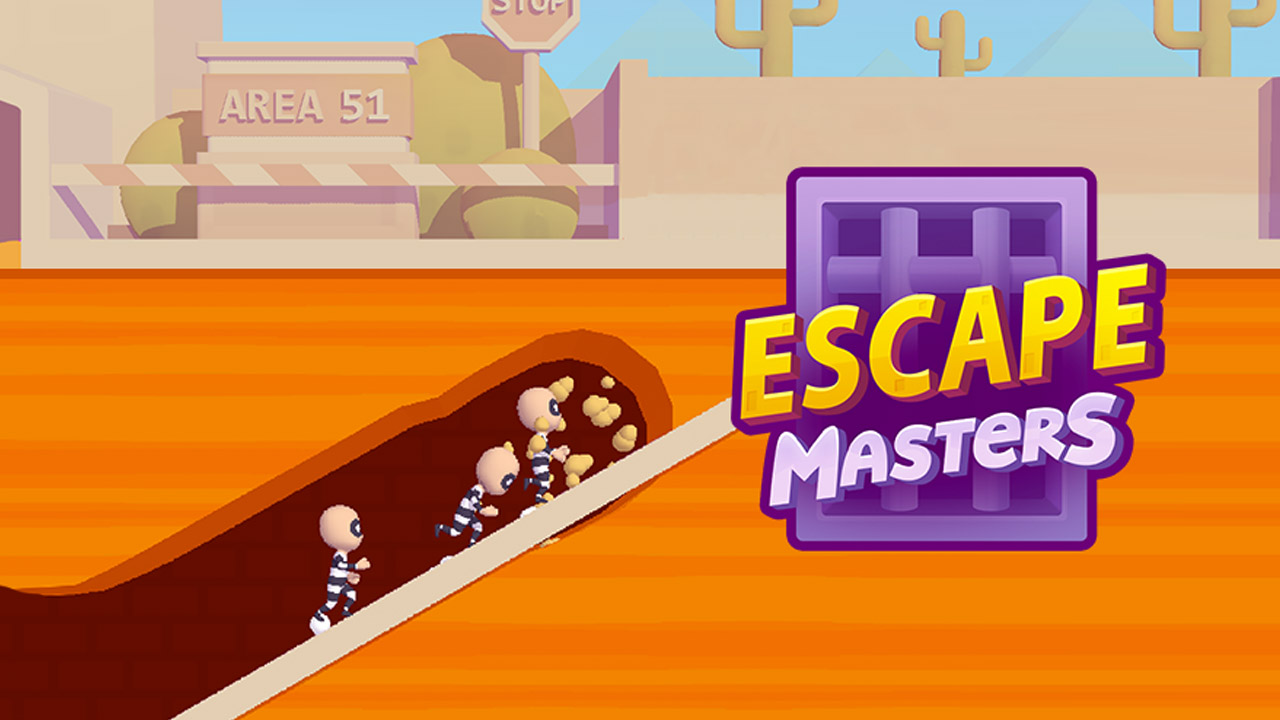 Image Super Escape Masters