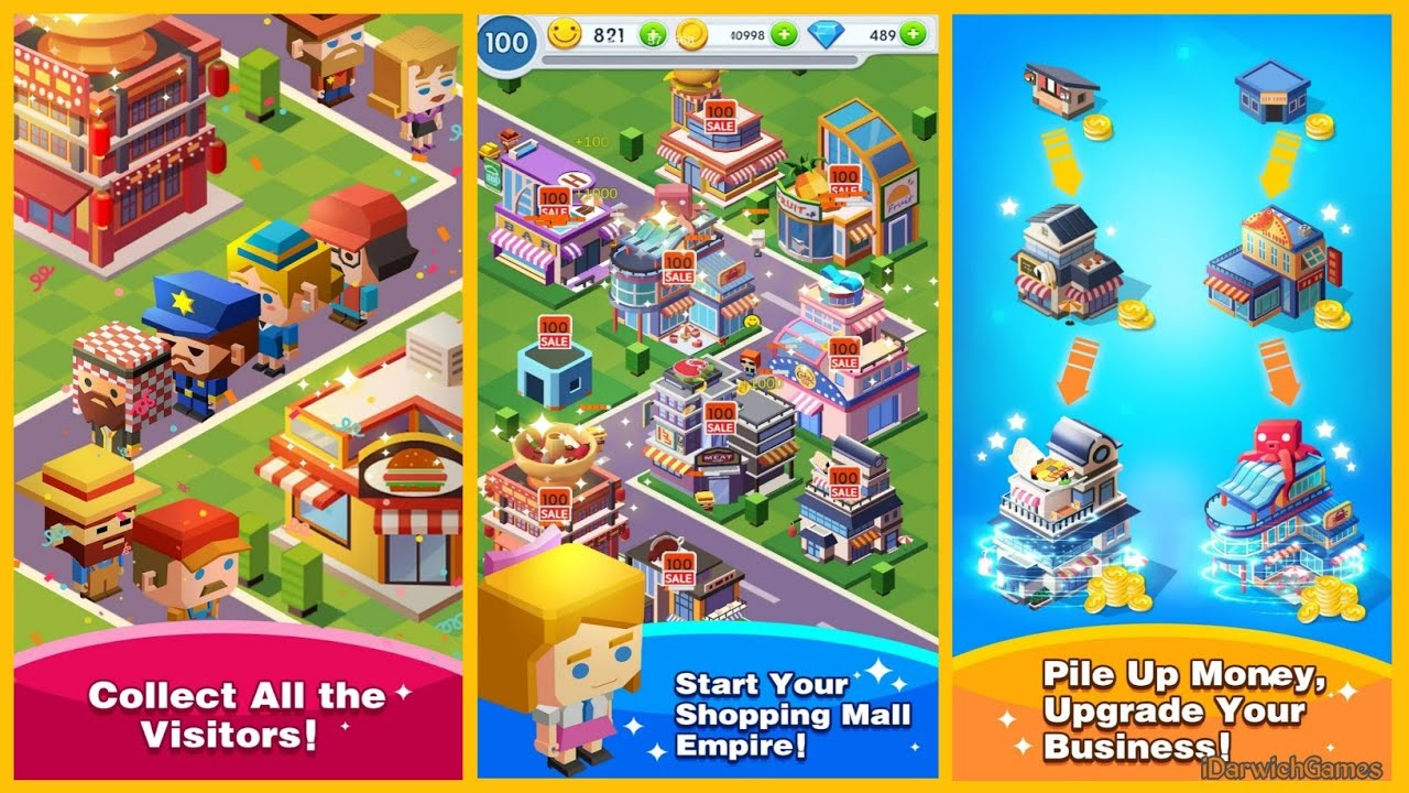 Image Shopping Mall Tycoon