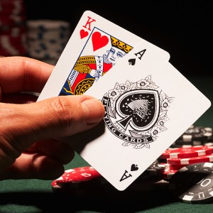 A Simple Guide to Playing Blackjack with Friends