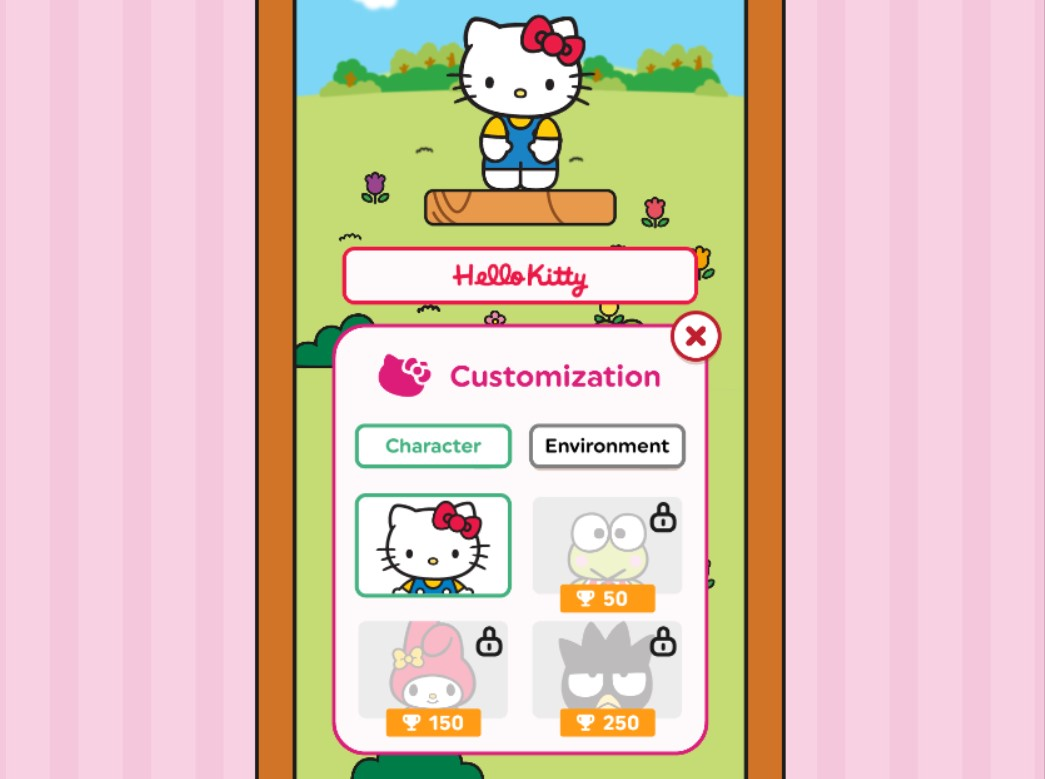 Image Hello Kitty and Friends Jumper