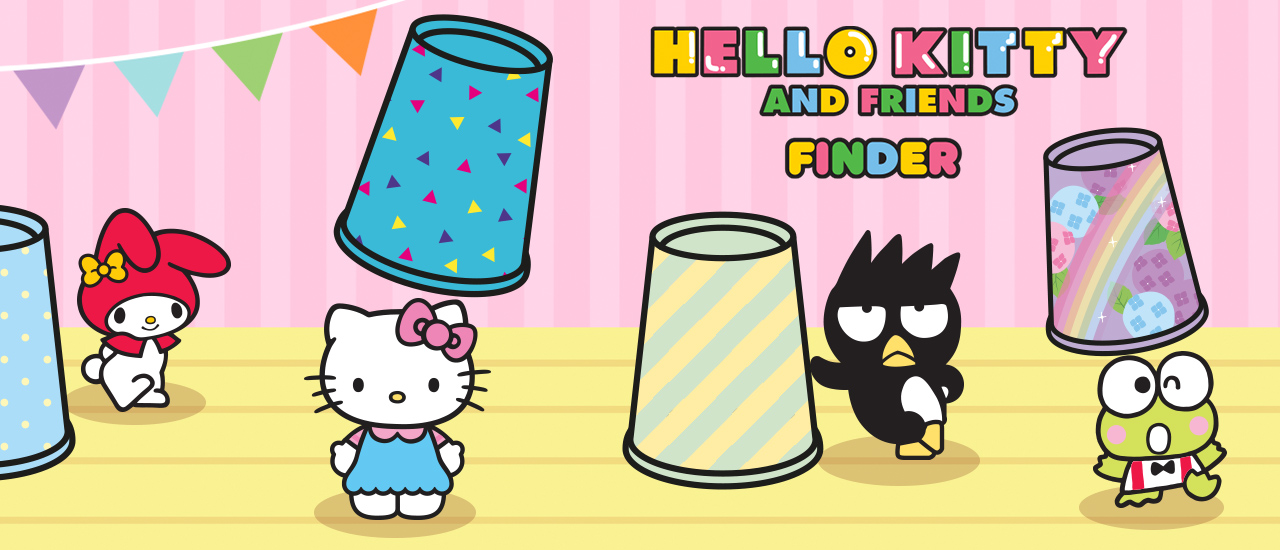Image Hello Kitty and Friends Finder