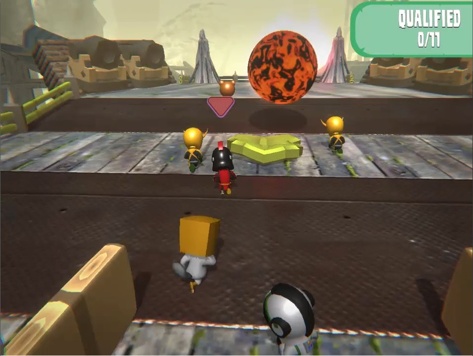 Image Nightmare Runners - Ultimate Knockout Runner Game