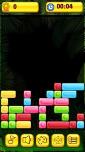 Tetrix Block game screen 1