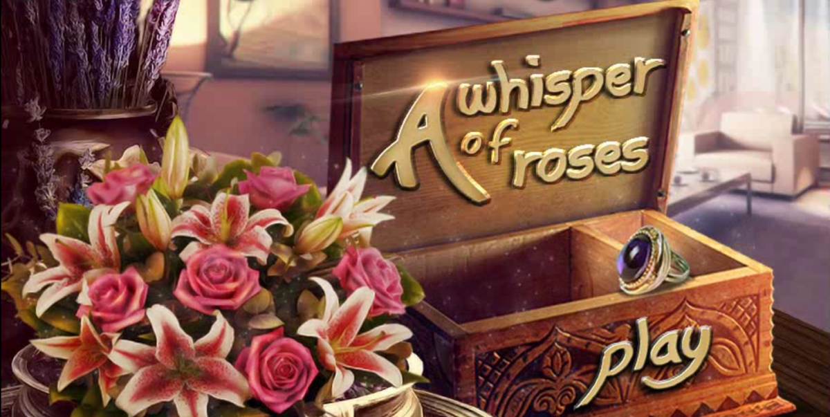 Image Whispers of Roses
