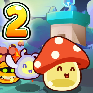 Slime Rush 2 Tower Defense