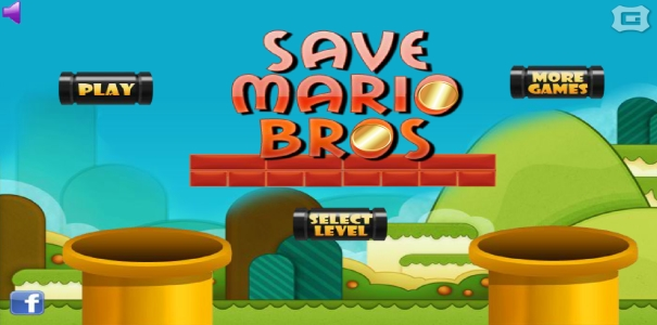 Image Save Mario Bros